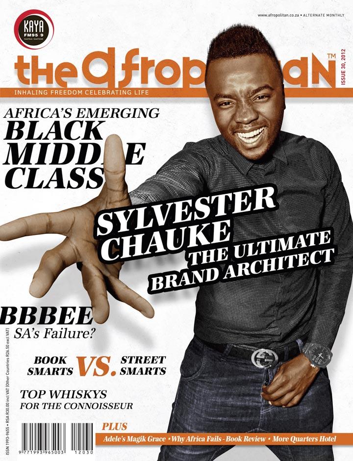 Afropolitan Cover